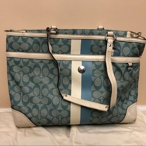 Coach tote bag/purse